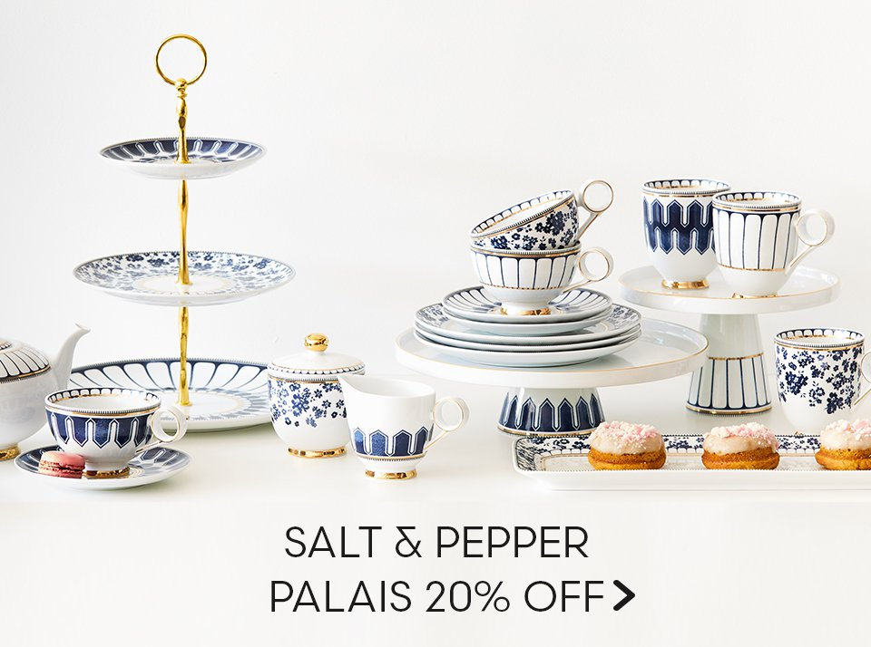 Salt & Pepper Palais