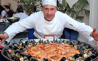 Paella Workshop