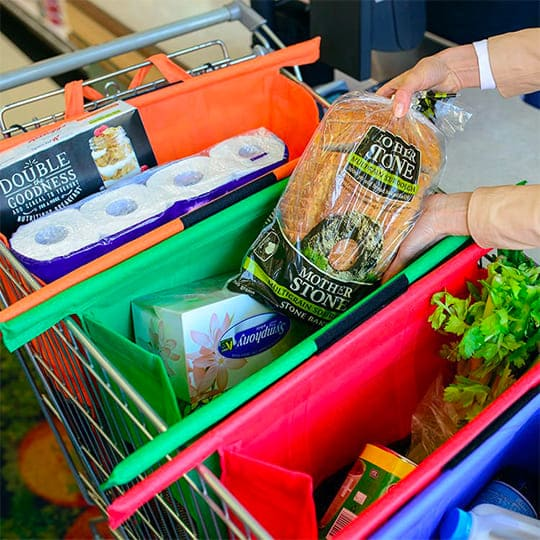 Shopping Bags and Trolleys