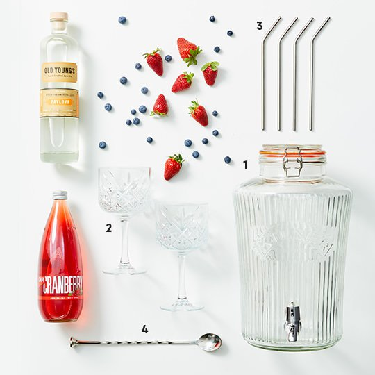 Summer Cocktail Kit