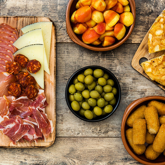 Tapas: Taste of Spain
