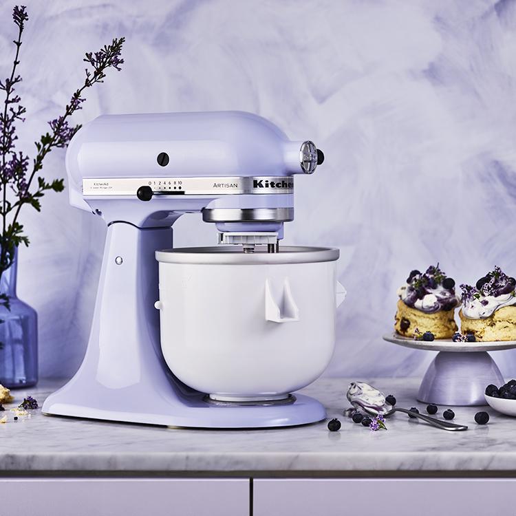KitchenAid KSM160 Stand Mixer Lavender