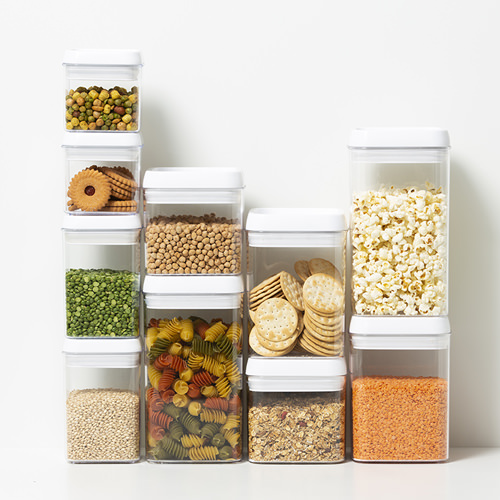Kitchen Pro Denny Storage Cube Canisters