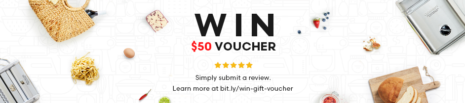 Submit Review & Win