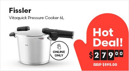 Fissler Vitaquick Pressure Cooker 6L