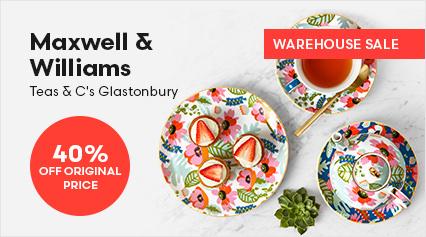 Maxwell & Williams Teas & C's Glastonbury