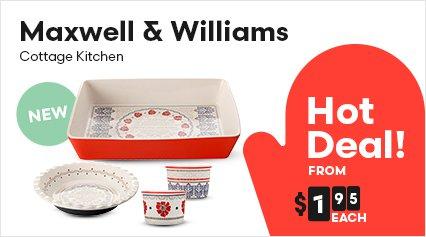 Maxwell & William Cottage Kitchen