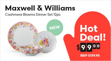 Maxwell & Williams Cashmere Bloems Dinner Set 12pc