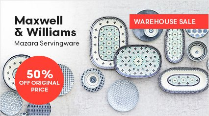 Maxwell Williams Mazara Servingware