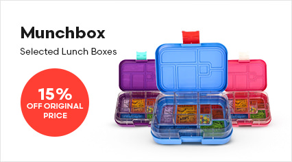 Munchbox Lunch Boxes