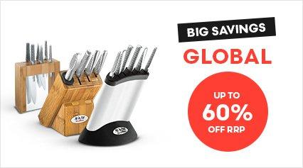 Big Savings on Global Knives
