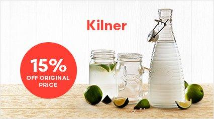 Kilner Brand Range