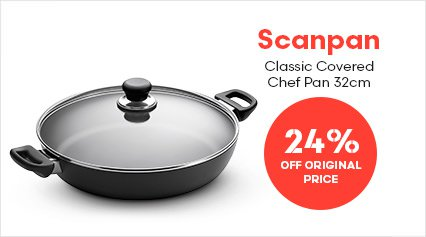Scanpan Classic Chef Pan 32cm