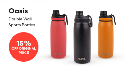 Oasis Double Wall Sports Bottles