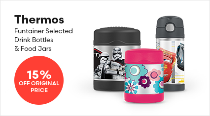 Thermos Funtainer Selected Drink Bottles & Food Jars
