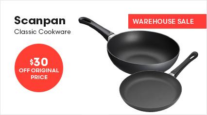 Scanpan Classic Cookware