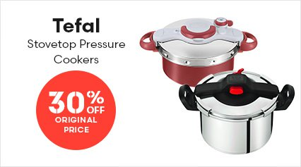 Tefal Stovetop Pressure Cookers