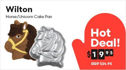 Wilton Horse/Unicorn Cake Pan