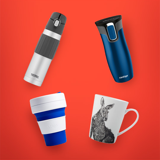 Drinkware Frenzy 20% Off