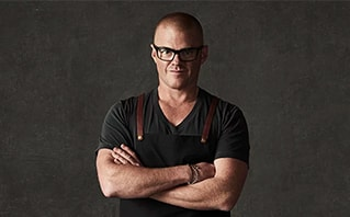 Cooking with Charcoal and Everdure by Heston Blumenthal