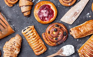 Power Puff Pastry Favourites