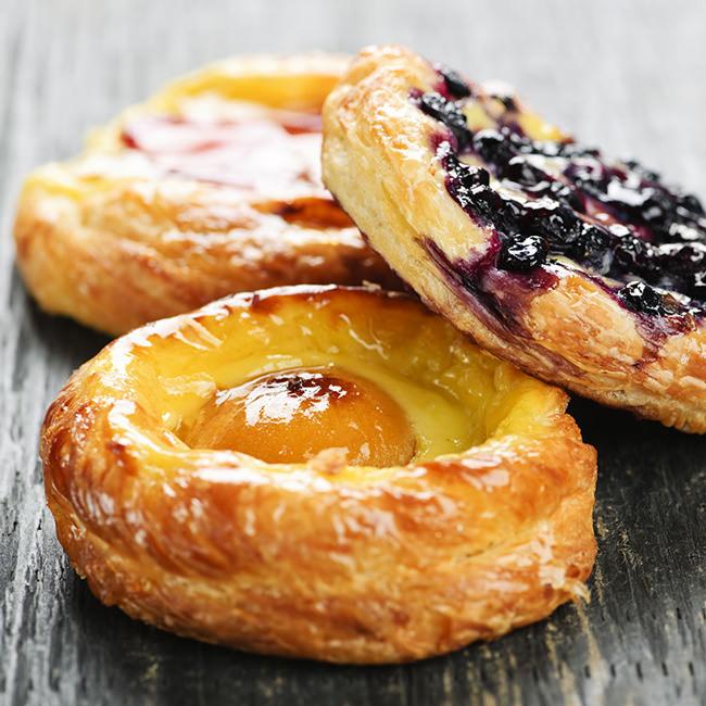 Pop-Up Eats: Danish Pastries