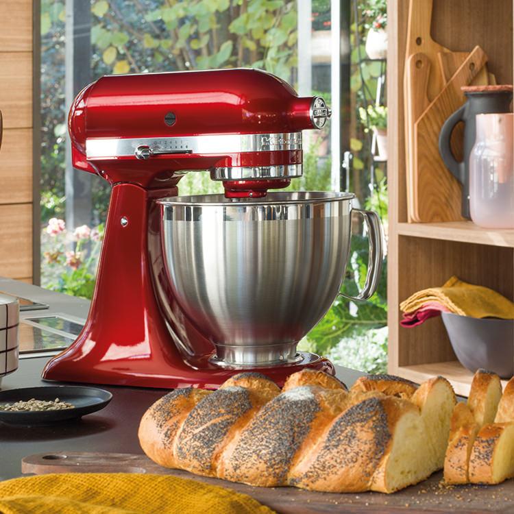 KitchenAid Artisan KSM177 Stand Mixer Candy Apple